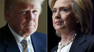 Hilary vs Trump